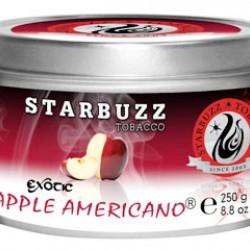 Starbuzz  Apple Americano