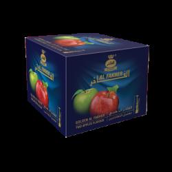 Al Fakher Golden Shisha Tobacco Two apple 250g