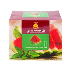 al fakher hookah flavors watermelon with mint