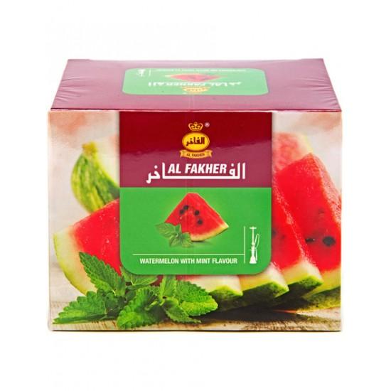 al fakher hookah flavors watermelon with mint