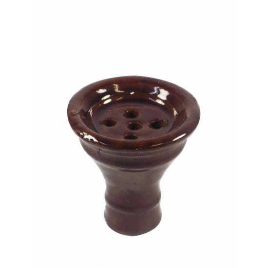 CERAMIC HEAD HOOKAH BOWL