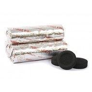 Three Kings Charcoal Incense 3 Roll 33MM