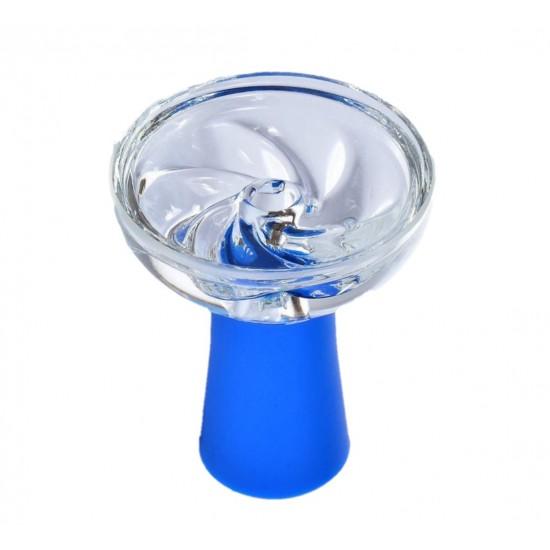 Silicone Glass Hookah Bowl Heat Resistant Shisha