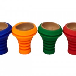 Silicone hookah bowl heat Resistant