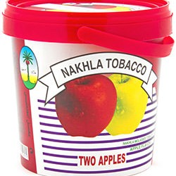 Nakhla Exotic Shisha Molasses Premium  (Double Apple)