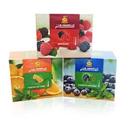 Al Fakher Super Pack - 3 250g Jars