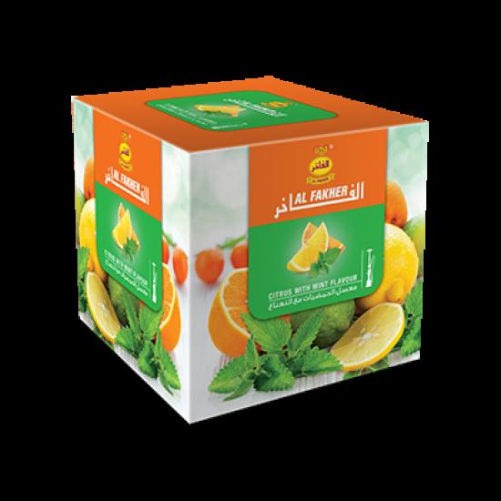 Al Fakher Shisha Tobacco Citrus Mint