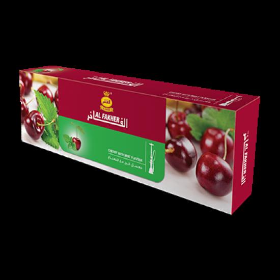 Al Fakher Shisha Tobacco Cherry Mint